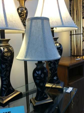 Lamp Sale!!! Set of 4 Lamps only $49-