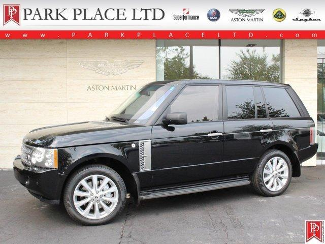 land rover range rover for sale in bellevue washington classified. Black Bedroom Furniture Sets. Home Design Ideas