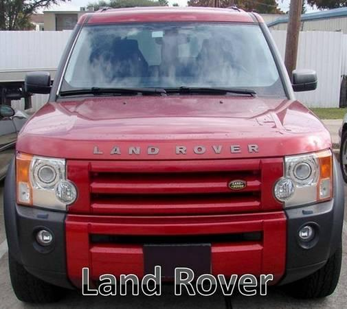Land Rover Transmission and Automotive repair: