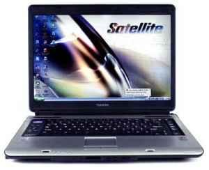 ** Laptop Toshiba Satellite A105 Widescreen Windows 7