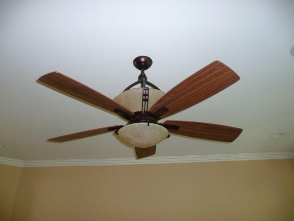 Large 60 Quot Weathered Bronze Ceiling Fan Franklin Tn