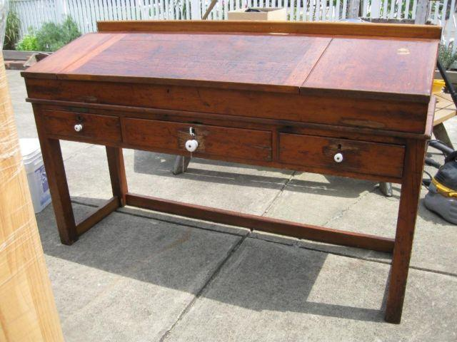 Large Antique Desk - Large Antique Desk For Sale In Buffalo, New York Classified
