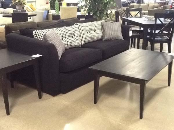 Wondrous Large Black Sofa For Sale In Grand Rapids Michigan Gmtry Best Dining Table And Chair Ideas Images Gmtryco
