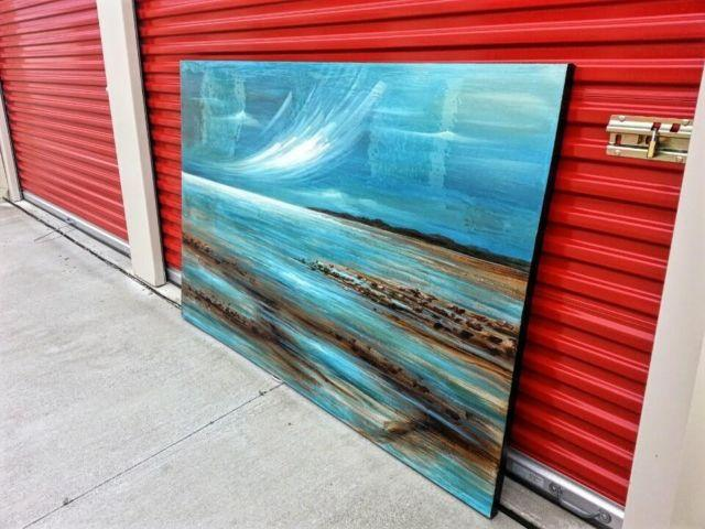 Large Canvas Art Wall Hanging For Sale In Broken Arrow Oklahoma