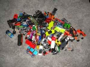 Large Collection Of Hot Wheels - $220 topeka