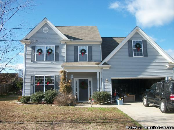 Large family house for rent in holly springs nc rent to for American family homes for rent