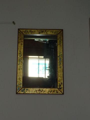 LARGE, FORMAL MIRROR, SUITABLE FOR LIVING RM, DINING RM, BDRM
