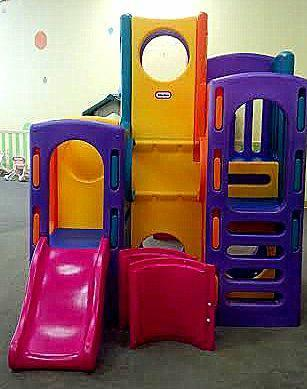 LARGE LITTLE TIKES PLAYGROUND - $500