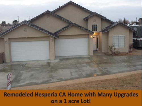 Country Kitchen Hesperia California