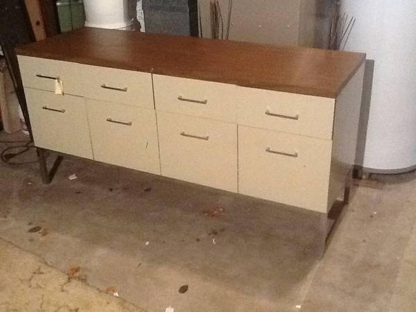 LARGE OFFICE DESK - $100