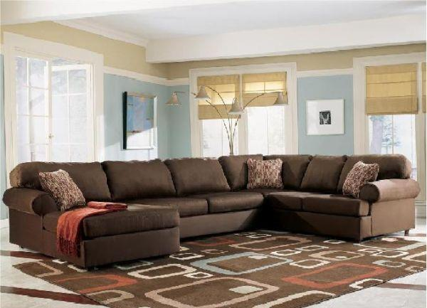 Astounding Large Orlando Sectional Made In Usa Elk Grove Warehouse Gmtry Best Dining Table And Chair Ideas Images Gmtryco