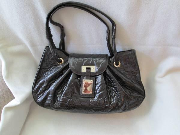 LARGE OSCAR DE LA RENTA BAG,NEW WITH TAGS+FELT BAG -