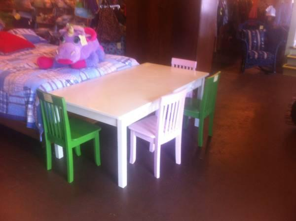 Large Pottery Barn Art Table For Sale In Austin Texas Classified - Pottery barn art table