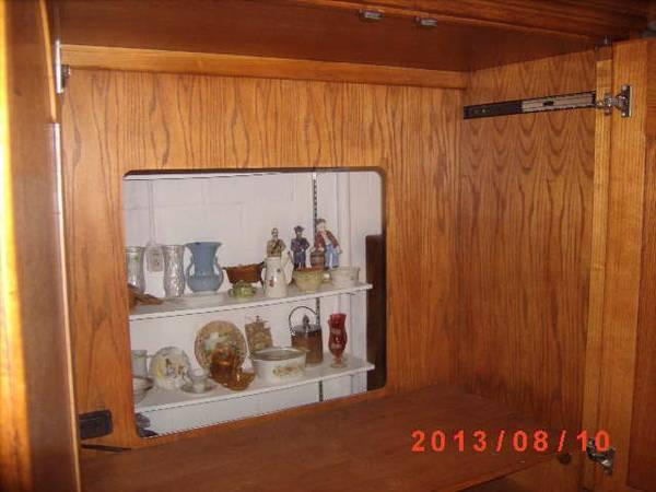 LARGE TV ARMOIRE   $125
