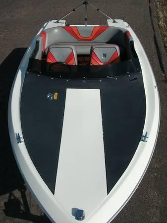 Larson Senza V165 Ski Boat For Sale In Duluth Minnesota