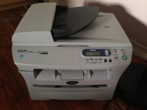 Laser Printer/Scanner/Copier  Model: Brother DCP-7020 for