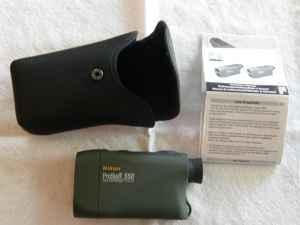 Laser Rangefinder Nikon - $150 Lawrence