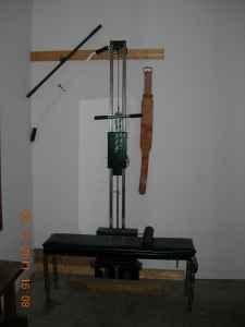 tricep pulldown machine for sale