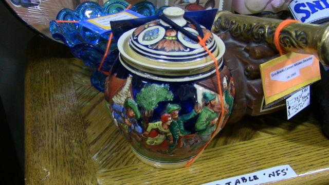 Late 1940's Gerz German Cracker Jar