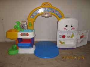 Laugh N Learn 2 1 Learning Kitchen Fisher Price 25