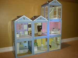 Laura Ashley Doll House Sackets Harbor For Sale In