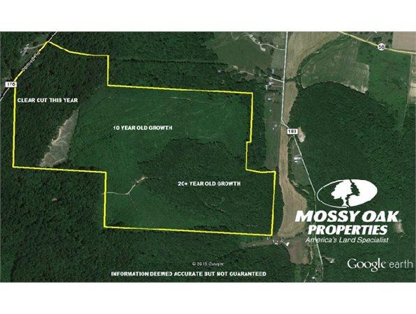 Laurelville Oh Ross Country Land 240000000 Acre For Sale In