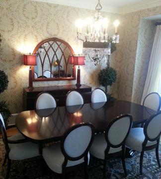 Lauren Ralph Dining Room Furniture Mitchell