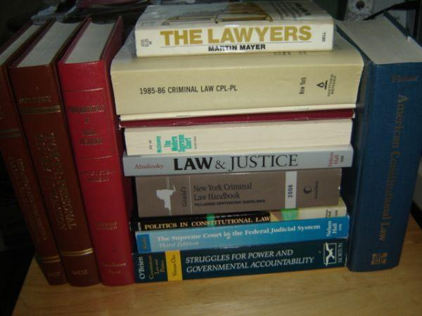 Gt Law Books