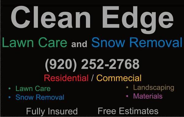 Lawn Care, Edging, Spring Cleanup, Landscaping