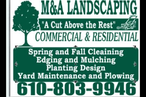 Lawn Care Mulching plant design and more