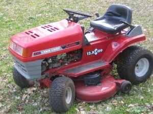 murray 12.5 hp riding mower manual