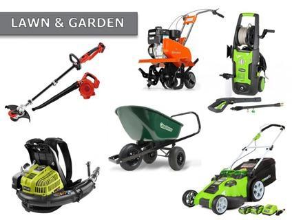 Lawn & Garden Equip