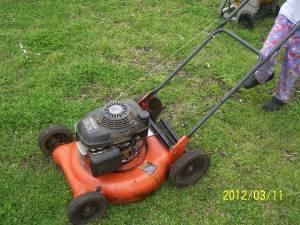 Lawn Mower - $125 (Opp)