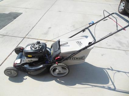 Lawn Mower / Craftsman Platinum Series