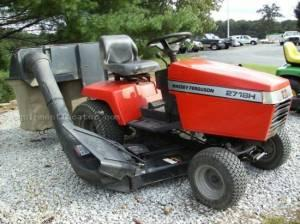 Lawn Mower Tractor Simplicity Massey Ferguson 2718H Annapolis