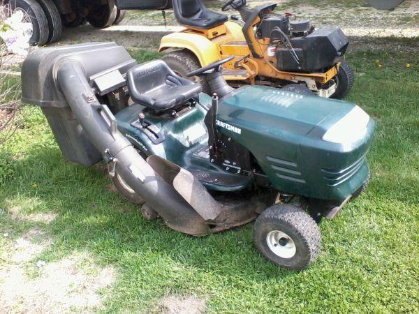 Lawn Mowers For Sale Starting at - $600 (Bowen, IL)