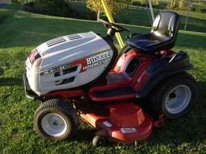 Lawn Tractor - $875 (Pulaski)