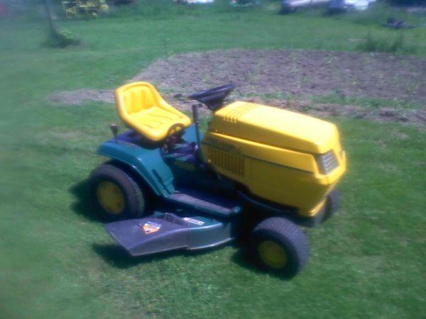 Lawn Tractor Yardman Mtd Uniontown For Sale In