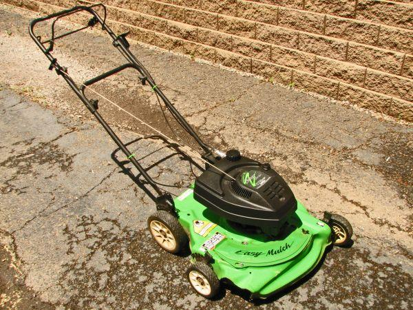 Lawnboy 21 Inch Mower Silver Series 4 75hp 2 Cycle