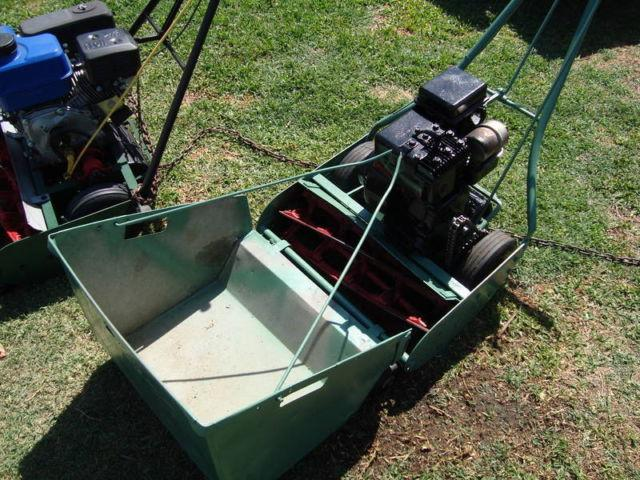 Lawnmower Front Throw 20 Trimmer For Sale In Bakersfield