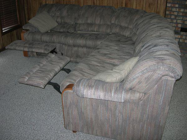 Lazy Boy L Couch With 2 Recliners Trussville For Sale In Tuscaloosa Alabama Classified
