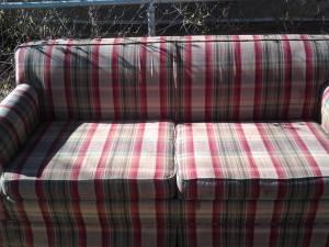 Lazy boy sofa sleeper Nice Plaid Wowwwwww
