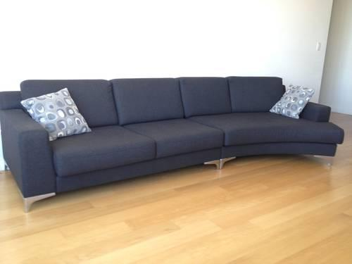 Awe Inspiring Lazzoni Sectional Sofa For Sale Only 1 Year Of Use For Cjindustries Chair Design For Home Cjindustriesco