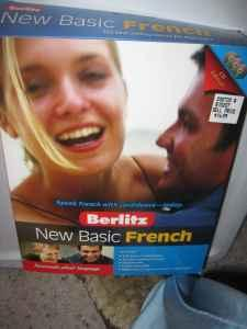 Learn French CDs - $10 (Spokane)