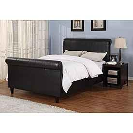 Leather Bound Sleigh Bed Pueblo For Sale In Pueblo Colorado Classified