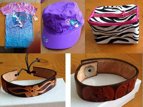 Leather JEWELRY and ACCESSORIES for tween and teen