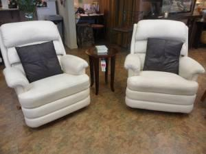 Leather Lazy Boy Recliners Finders Keepers Redding For Sale In Redding California
