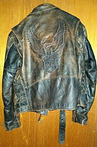 leather motorcycle jacket for sale in bristol virginia classified. Black Bedroom Furniture Sets. Home Design Ideas