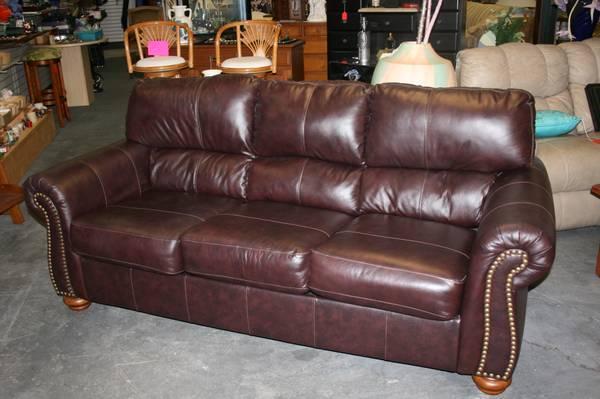 Leather Sleeper Sofa For Sale In Brooksville Florida