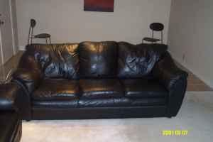 Leather Sofa S Charlotte For